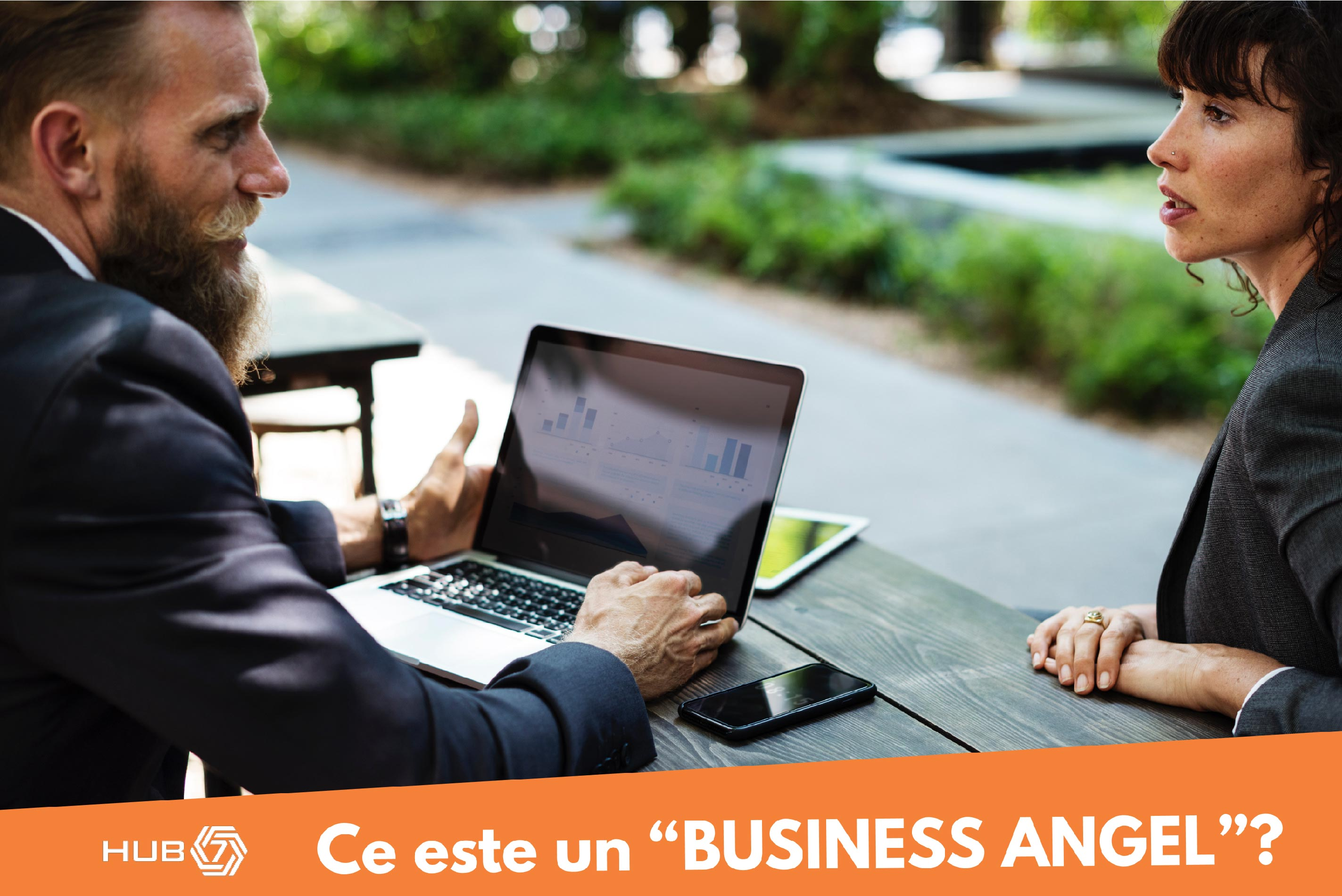 Business Angel – suportul ideii tale ingenioase
